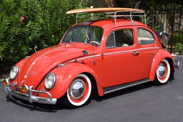 1960 Volkswagen Beetle-New Extremely Well Restored!