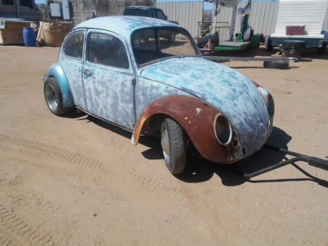 1960 Volkswagen Beetle No Engine Straight Body Az Title Great Project Car For Sale Photos Technical Specifications Description