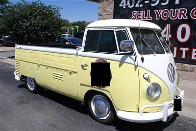 1960 Volkswagen Other Drop Side