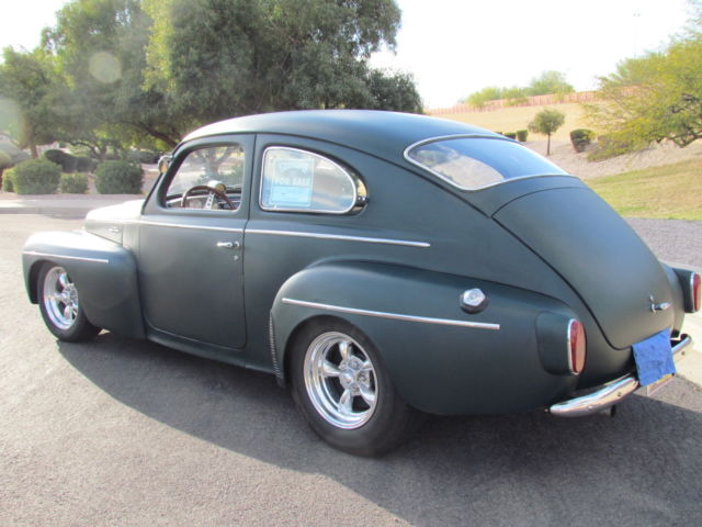 1960 Volvo PV544 Custom StreetRod Cruiser for sale: photos, technical specifications, description
