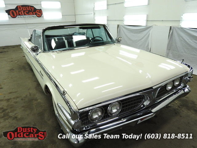 "1960 Edsel Ranger Convertible 1 of 76 120"" Wheel Base VGood Cond"