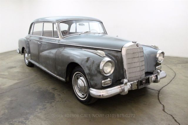 1961 Mercedes-Benz 300-Series Adenauer