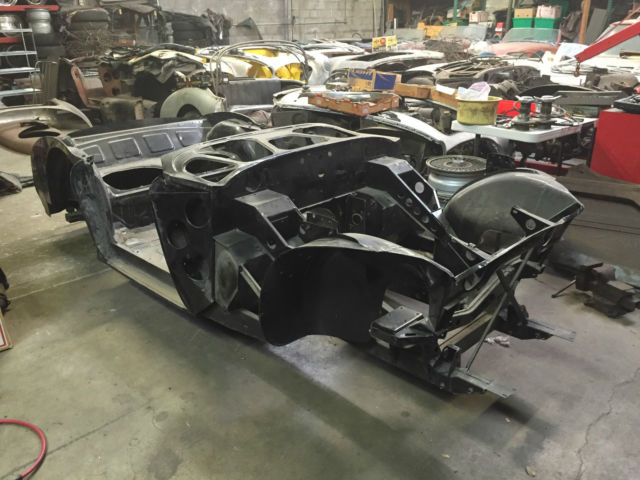Used Cars For Sale Bay Area >> 1961 Austin Healey BT7 MKII Chassis 3000 BJ7 BJ8 for sale: photos, technical specifications ...