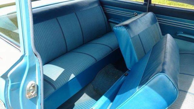 1961 bel air 2 door sedan flattop super clean original interior drives like new for sale. Black Bedroom Furniture Sets. Home Design Ideas
