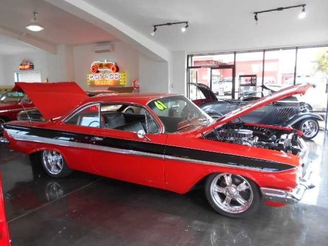 1961 Chevrolet Impala -Oregon Showroom