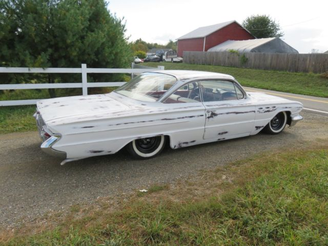 1961 Buick Invicta Hardtop Bubbletop Patina Air Ride No Reserve For Sale Photos Technical