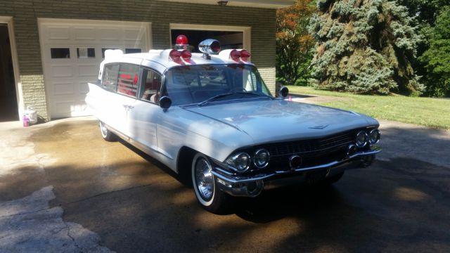 1961 Cadillac Other Ambulance
