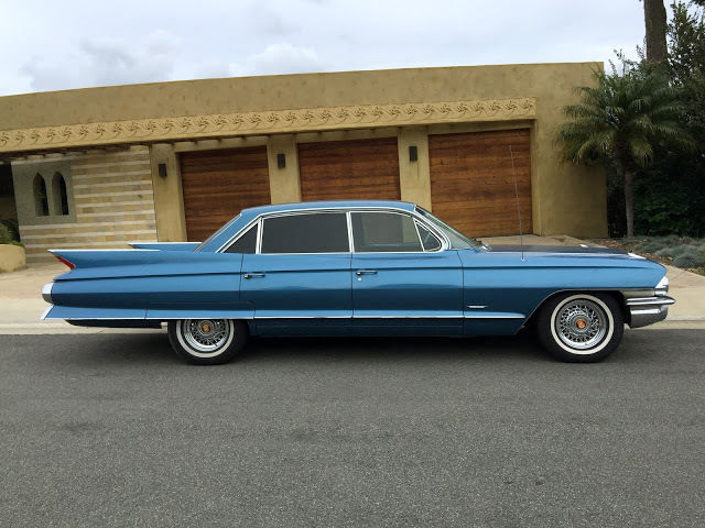1961 Cadillac deville for sale: photos, technical specifications
