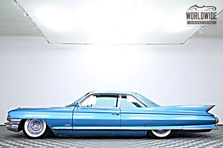 1961 Cadillac Eldorado Series 62 Bubbletop