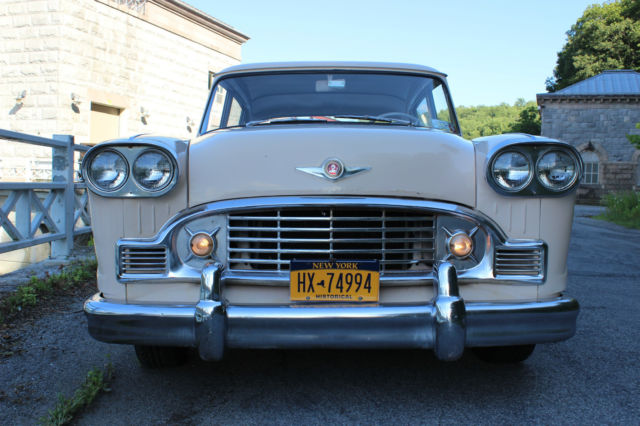 1961 Other Makes Checker Superba