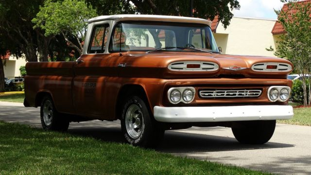 1961 Chevrolet Other Pickups APACHE 10 PICK UP