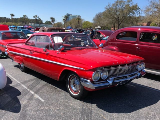 1961 Chevrolet Bel Air/150/210 -RARE BUBBLE TOP-RESTORED CONDITION- SEE VIDEO