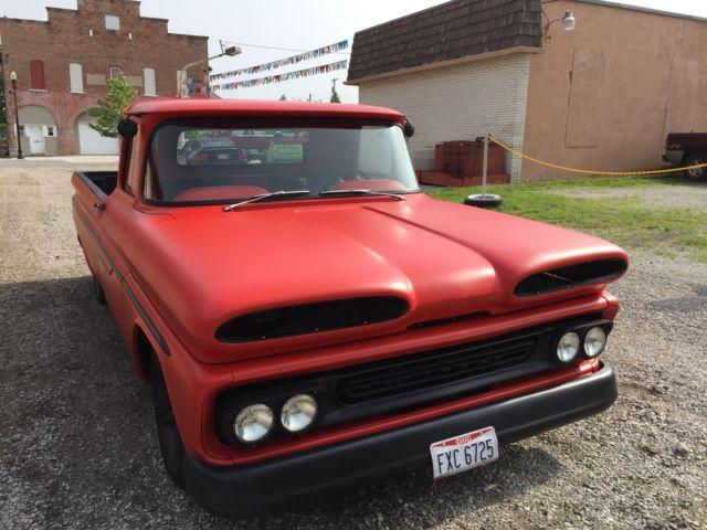 1961 Chevrolet C 10 truck 1960 66 lowrider shop truck rat