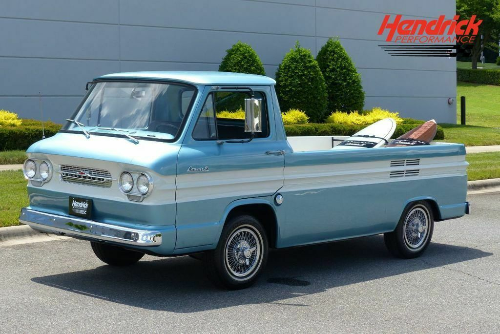 1961 Chevrolet Other Pickups Unique and Rare Corvair 95 Rampside!