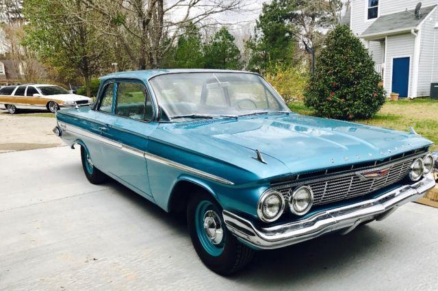 1961 Impala 2 Door Post