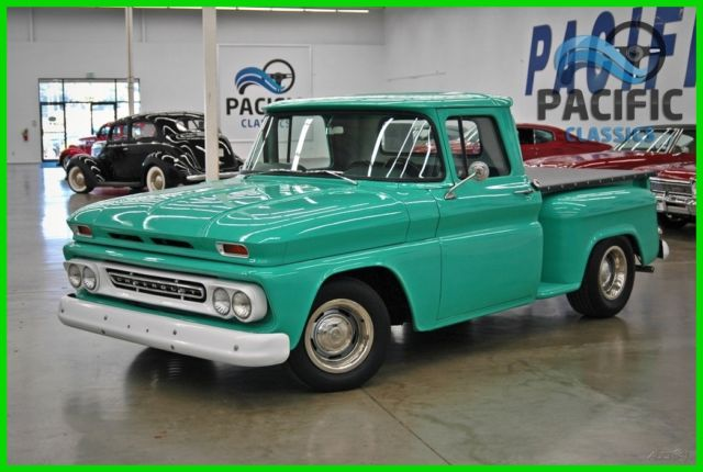 1961 Chevrolet Stepside Pickup