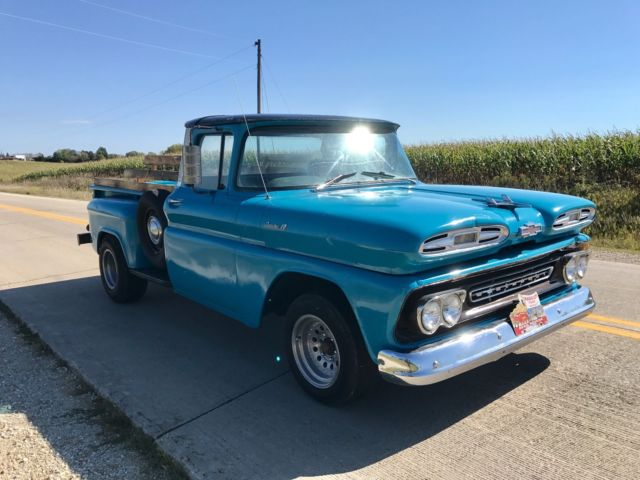 1961 Chevrolet Other Pickups Apache c15 c10 1/2 ton