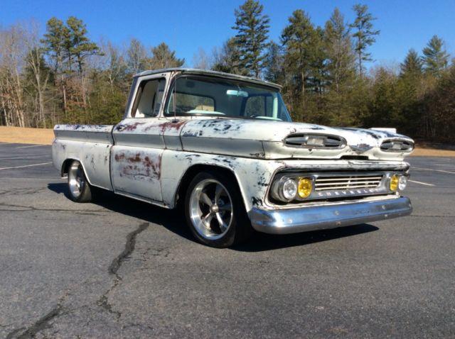 1961 Chevy Apache Classic Truck Hoodie Heavy Blend Hoodie Sweatshirt Free Ship