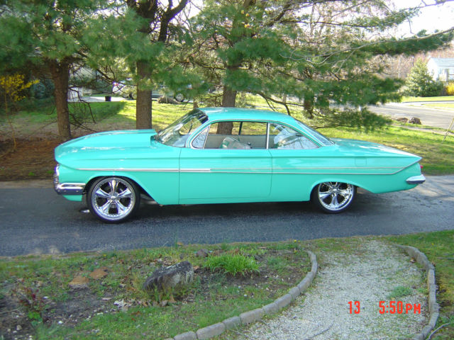 1961 Chevrolet BeLair Bubble Top