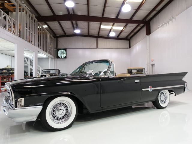 1961 Chrysler 300 Series 300G Convertible, 1 of Only 122 Known to Exist