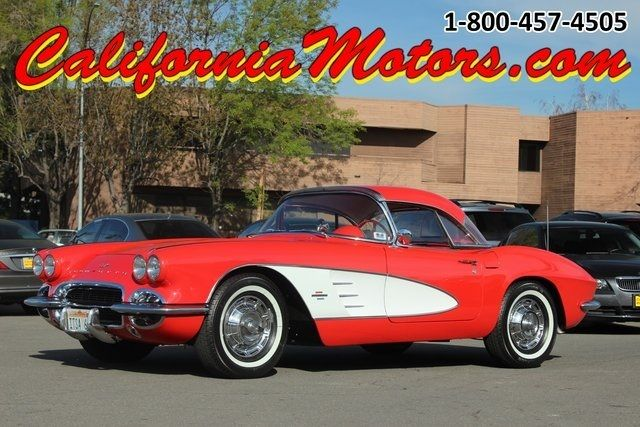 1961 Chevrolet Corvette HARD AND SOFT TOP