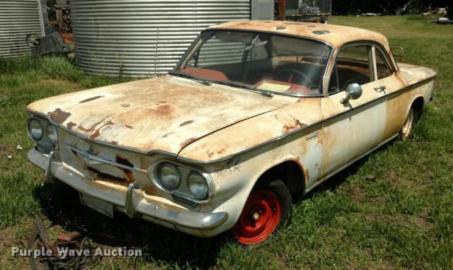 1961 Chevrolet Corvair 700
