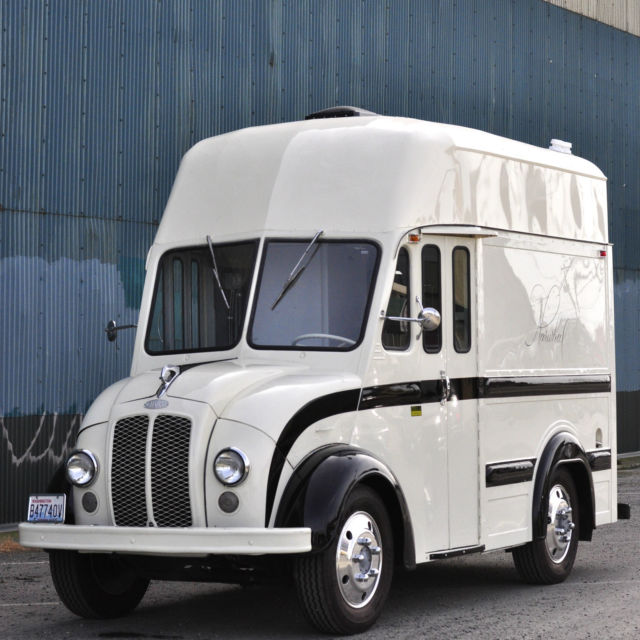 1961 Other Makes Dairy Truck