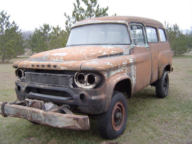 1961 Dodge Other Pickups