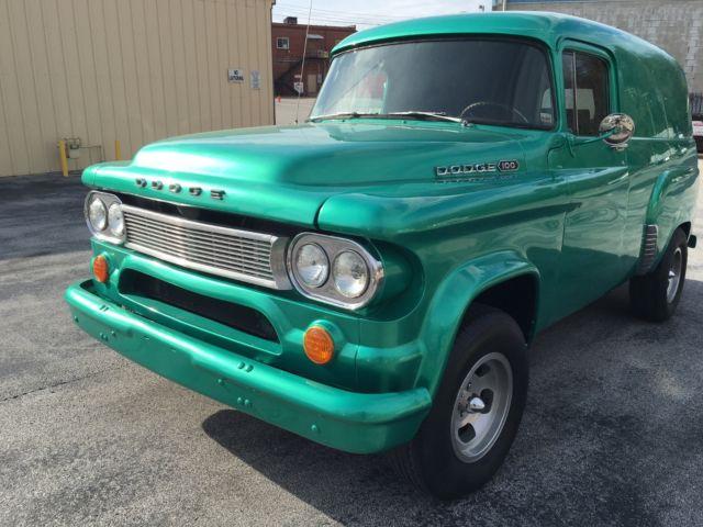1961 dodge d 100 power wagon truck built truck runs great for sale photos technical
