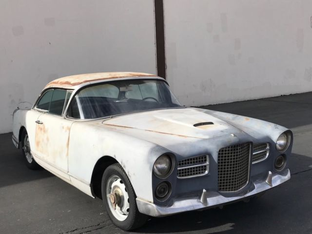 1961 Other Makes G80 Facel Vega HK500