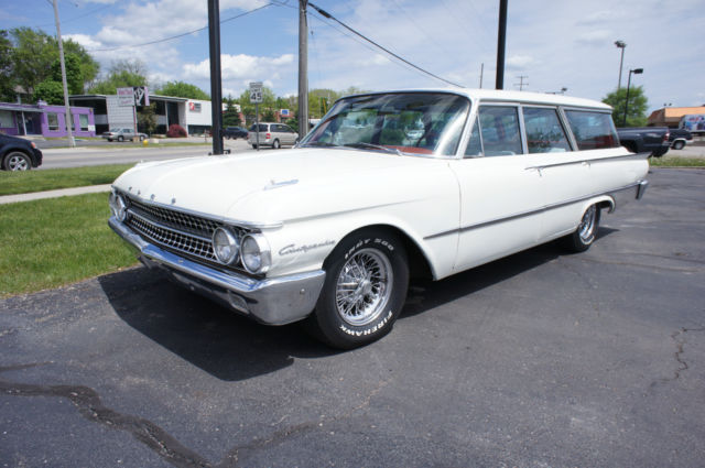 1961 Other Makes FORD COUNTRY SEDAN WAGON