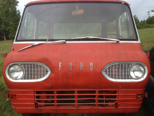 1961 Ford Other Pickups