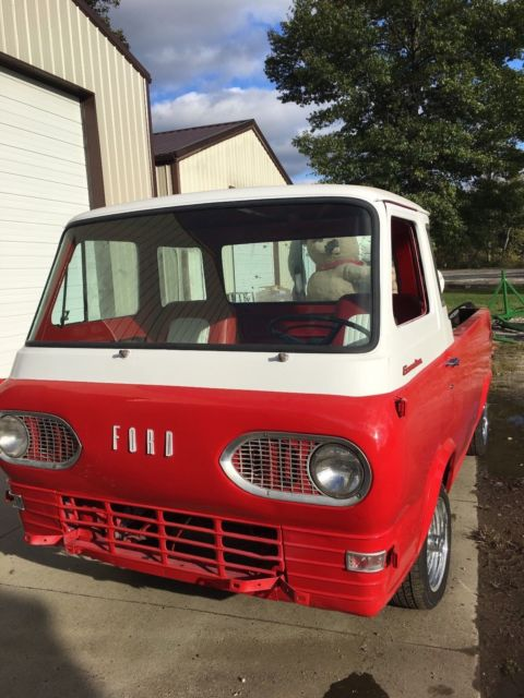 1961 Ford E-Series Van