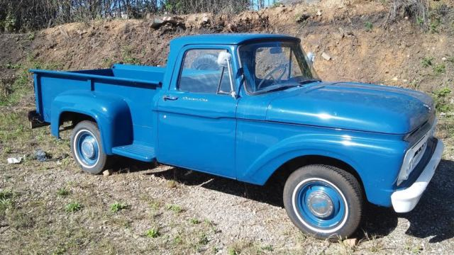 1961 Ford F-100 PICK UP