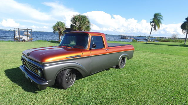 1961 Ford F-100 Blackout
