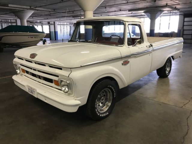 1961 Ford Ford F100