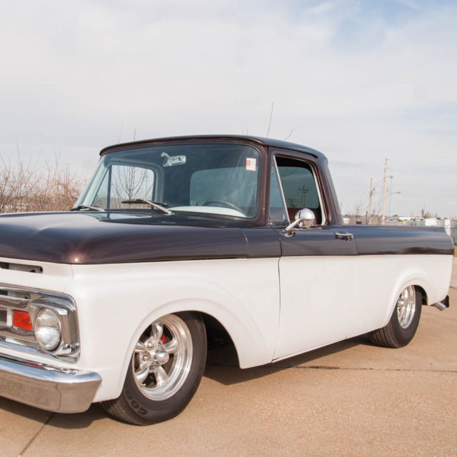 1961 Ford F-100 Short Bed Custom