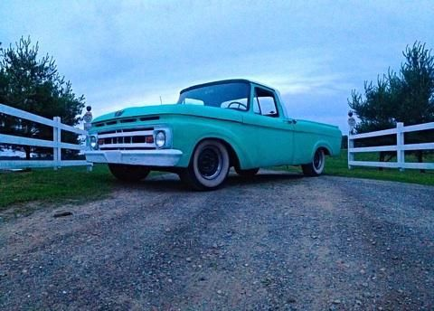 19610000 Ford F-100