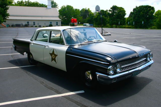 Ford Galaxie Police Car For Sale