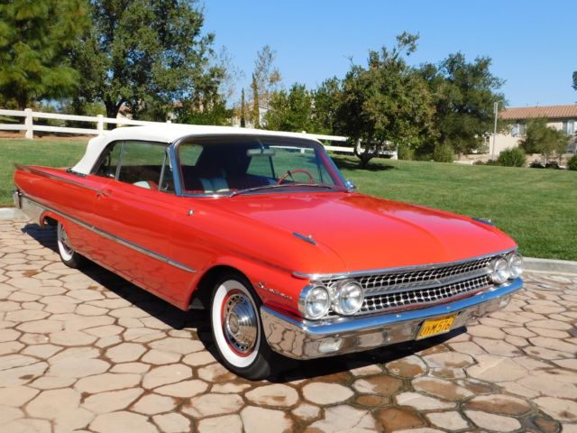 1961 Ford Galaxie NO RESERVE