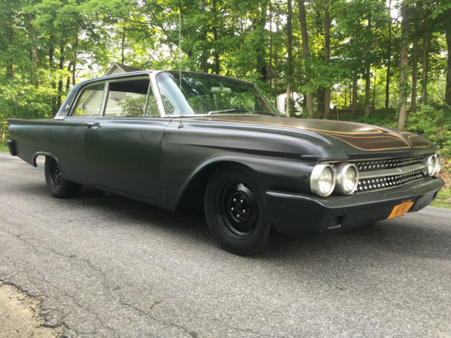 1961 Ford Galaxie LEAD SLED HOT RAT STREET ROD CUSTOM