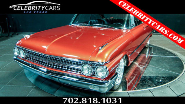 1961 Ford Galaxy Starliner Cutom Restomod