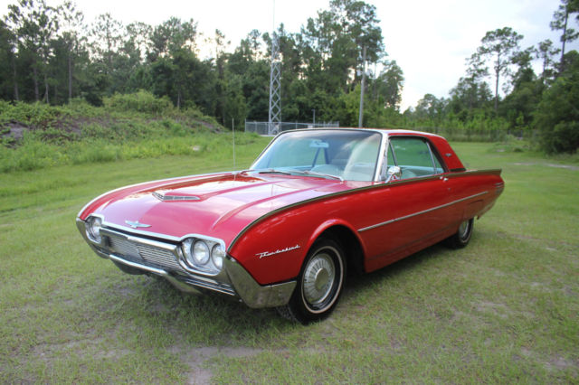 1961 Ford Thunderbird 390 Must See Call Now Don't Miss it
