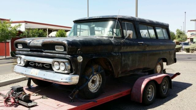 1961 Gmc Carry All For Sale Photos Technical Specifications