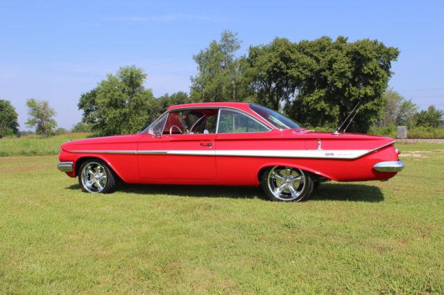 1961 Impala California Car Original Engine for sale photos