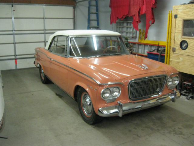 1961 Studebaker regal convertible Regal convertible