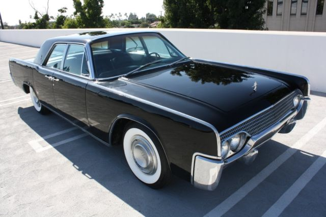 1961 Lincoln Continental Clean CA Classic Suicide Doors Like 1962 1963 1964  1965