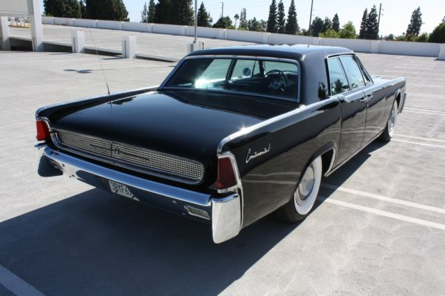 1961 lincoln continental clean ca classic suicide doors. Black Bedroom Furniture Sets. Home Design Ideas