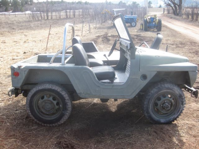 1961 m422 mighty mite military vehicle aluminum body no reserve for sale photos technical. Black Bedroom Furniture Sets. Home Design Ideas