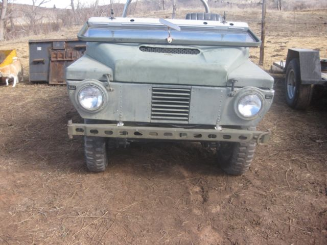 1961 m422a1 military vehicle aluminum body 1963 cj3 motor and transno reserve for sale photos. Black Bedroom Furniture Sets. Home Design Ideas